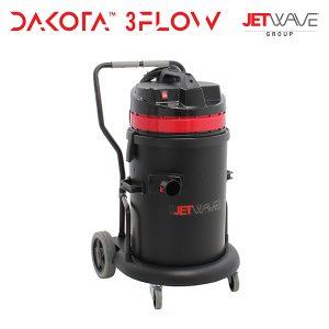 JetWave Dakota 3 Flow Industrial Vacuum Cleaner