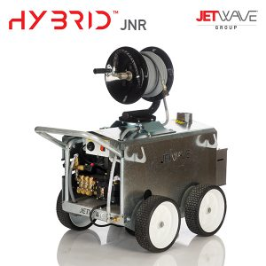 JetWave Hybrid Jnr High Pressure Cleaner