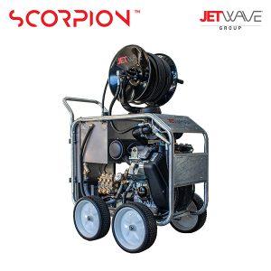 JetWave Scorpion 350 Drain Jetter