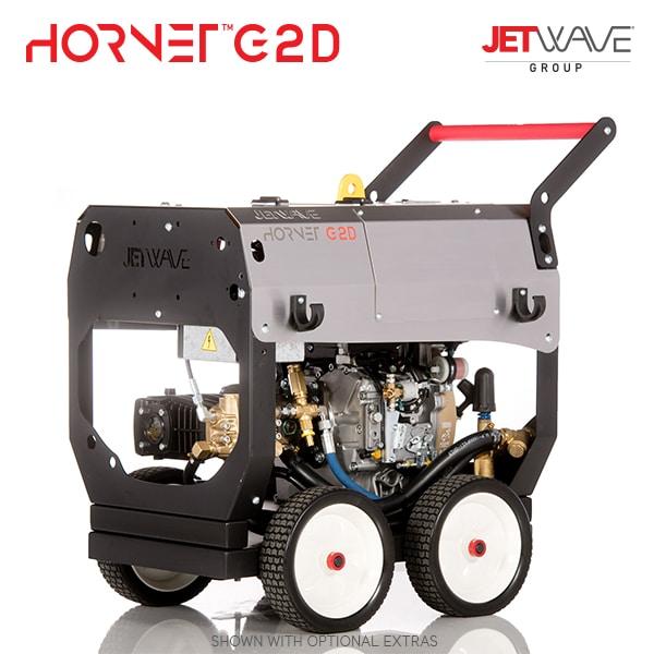 Hornet G2D Back Angle 2020