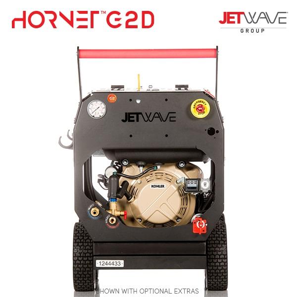 Hornet G2D Front 2020