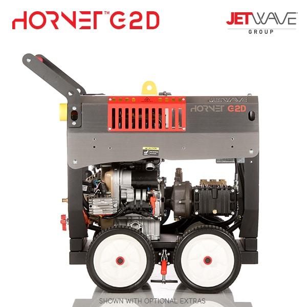 Hornet G2D Side Shot 2020