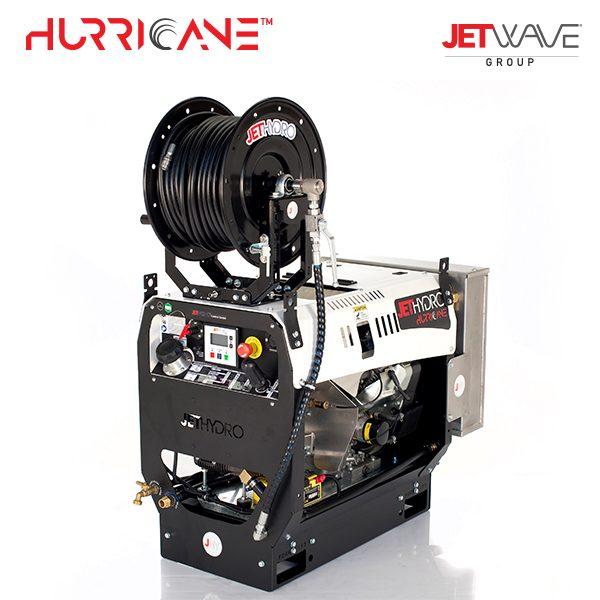 JetWave JetHydro Hurricane (4400-33) Drain Jetter