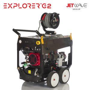 JetWave Explorer G2 (4060-15) High Pressure Cleaner