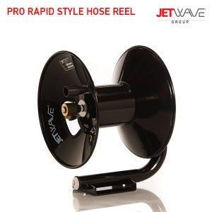 JetWave Pro Rapid Style Hose Reel (60m)