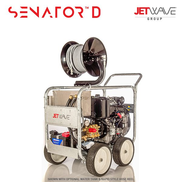 JetWave Senator 280D High Pressure Washer