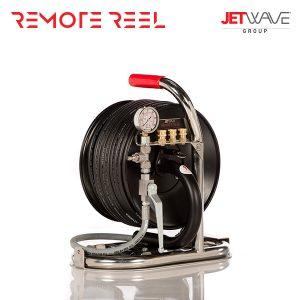 JetWave Remote High Pressure Hose Reel