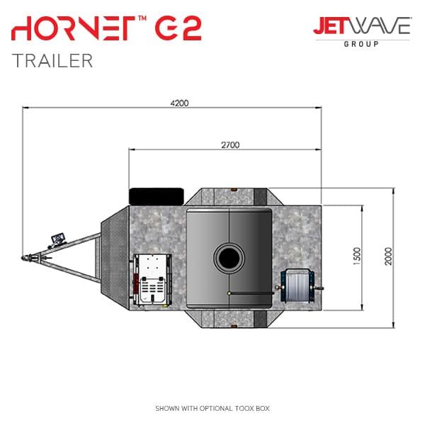 Hornet G2 Trailer Dims#1