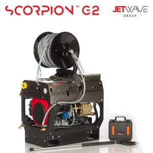 JetWave Scorpion G2 300-26 Drain Jetter