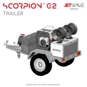 Scorpion G2 Trailer Setup