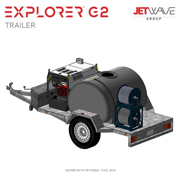 Explorer G2 Trailer Setup