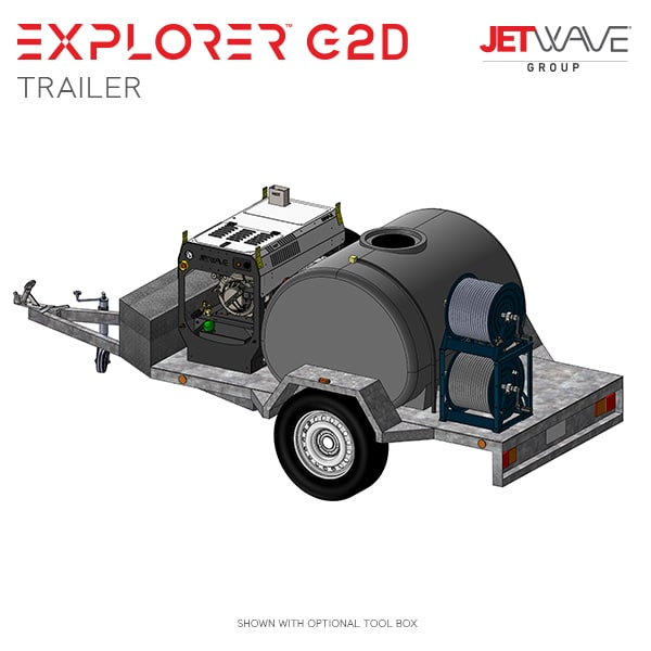 Explorer G2D Trailer Hero