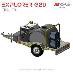 Explorer G2D Trailer Mine