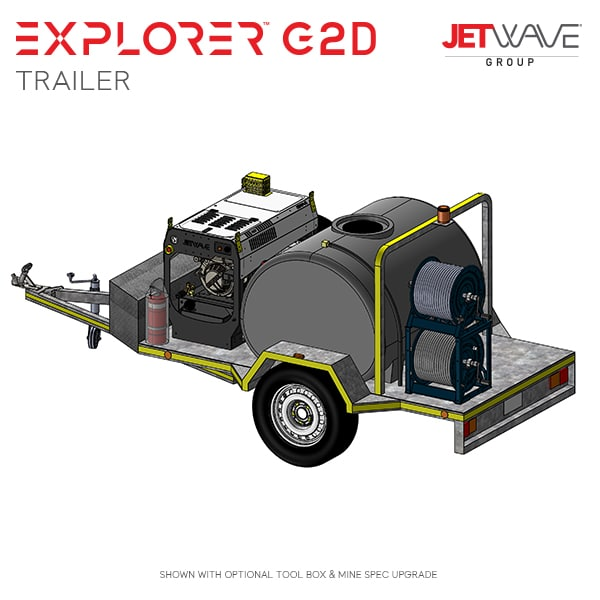 Explorer G2D Trailer Mine