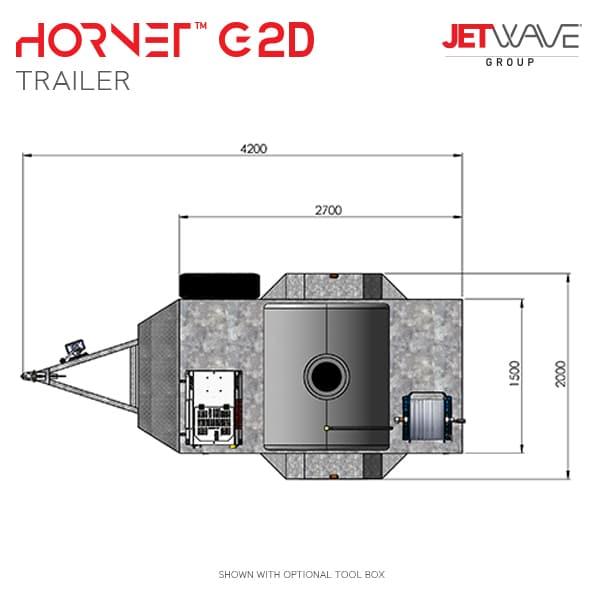 Hornet G2D Trailer Dims#1
