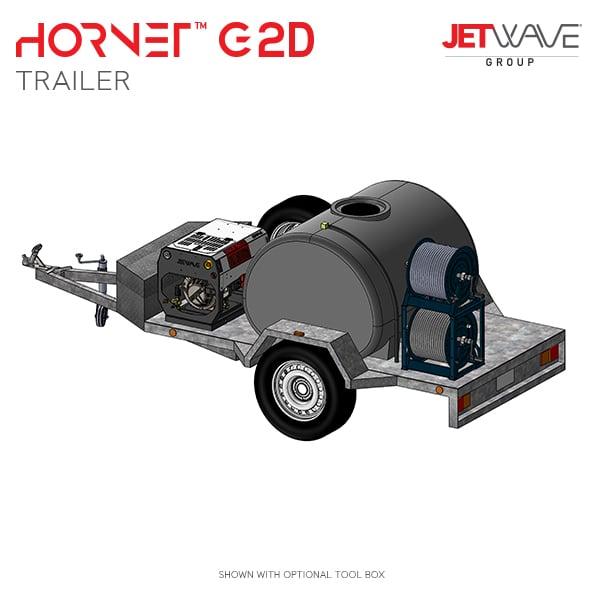 Hornet G2D Trailer Hero