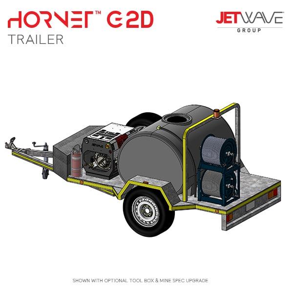 Hornet G2D Trailer Mine