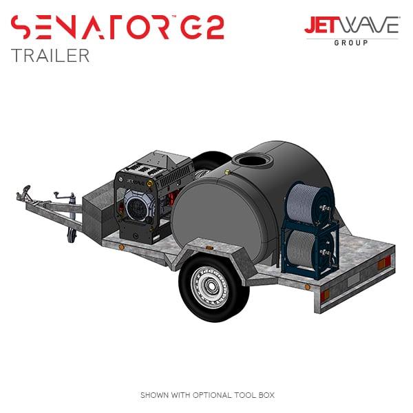 Senator G2 Trailer Hero