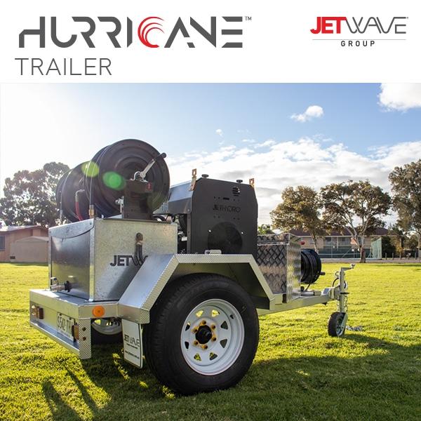 Hurricane Trailer Back