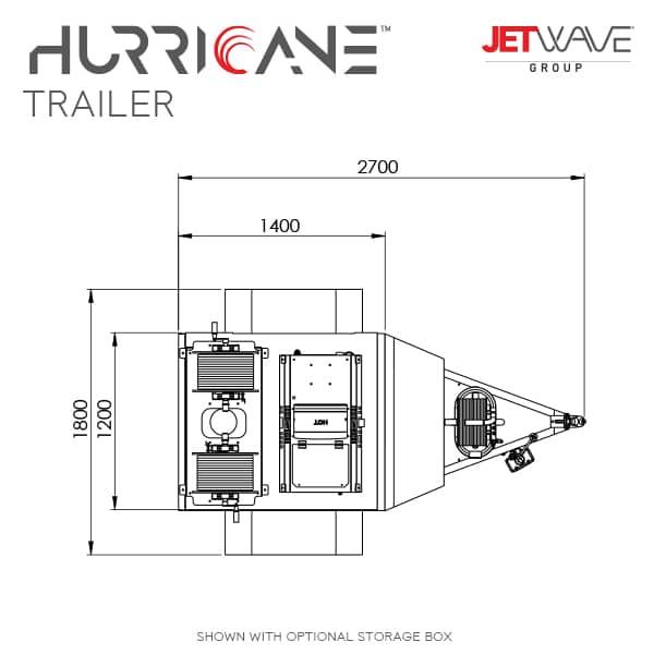 Hurricane Trailer Dims