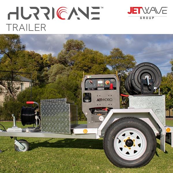 Hurricane Trailer Side