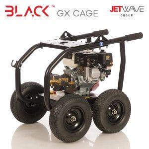 Black GX Cage