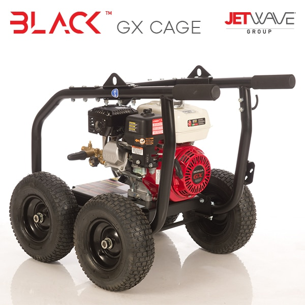 Black GX Cage#2