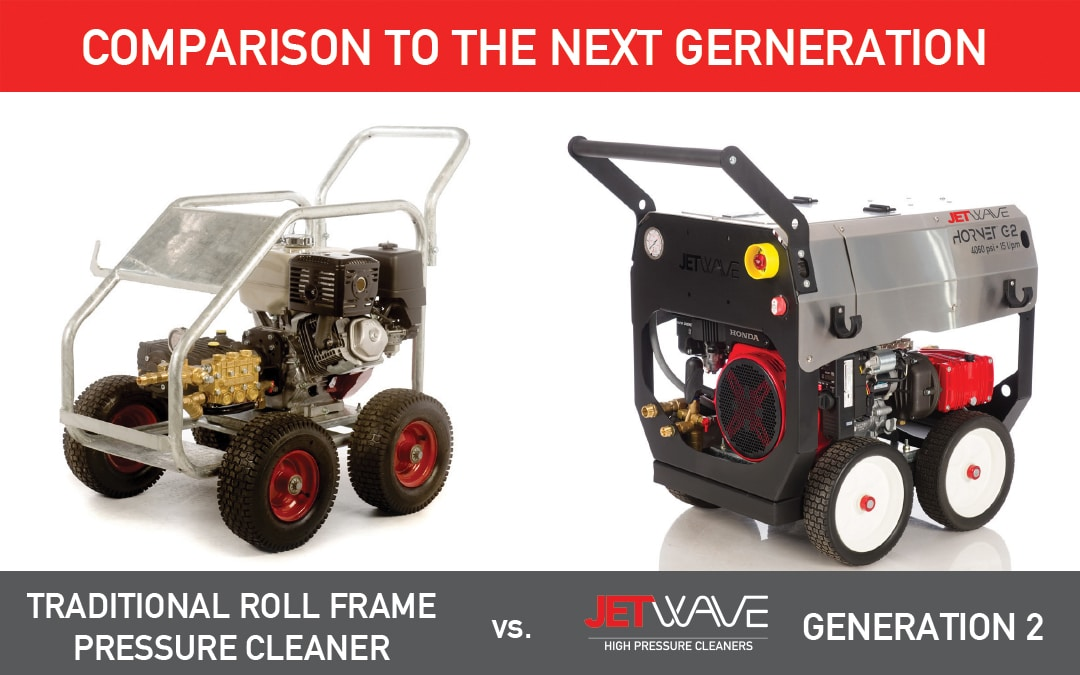 Comparison to the next generation G2