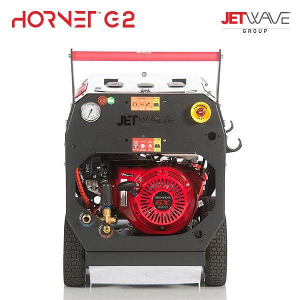 Hornet G2 Pull Start Front 2021