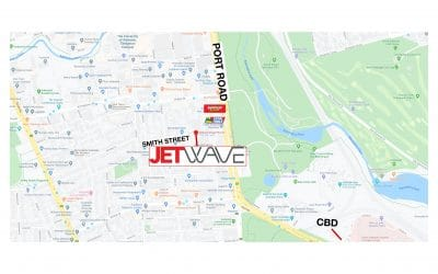 Jetwave has moved premises