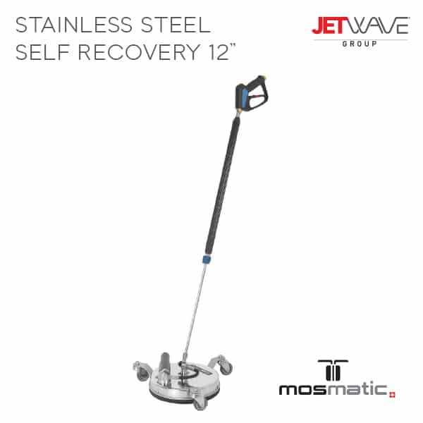 Stainless Steel Self Recover 12
