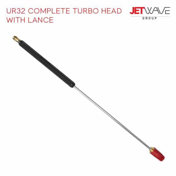UR32 Turbo Head