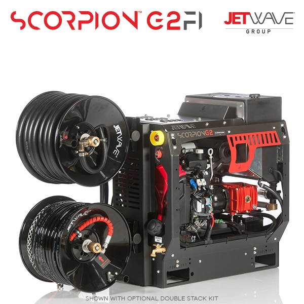 Scorpion G2FI 2021 Double Front Stack