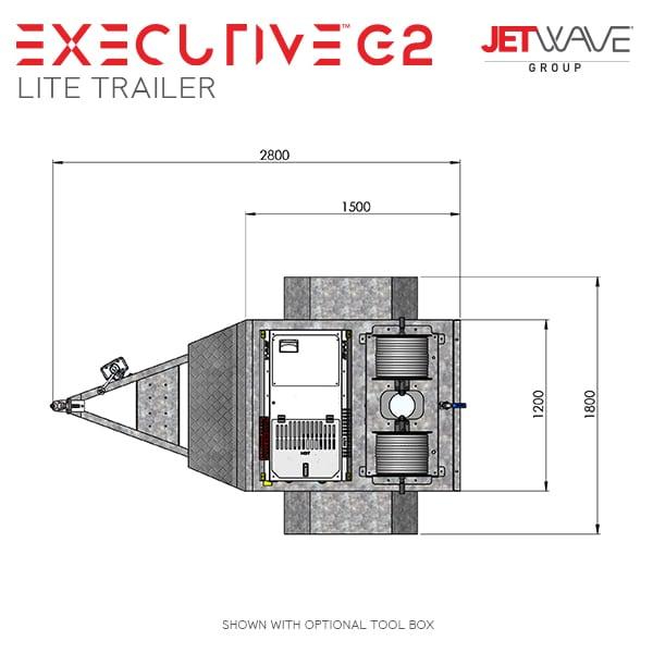Executive G2 Lite Trailer Dims#2