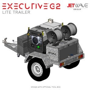 Executive G2 Lite Trailer Setup