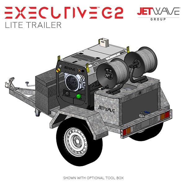 Executive G2 Lite Trailer Setup