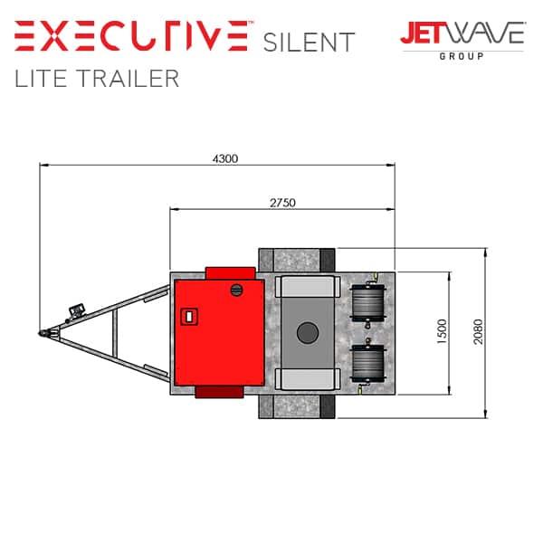 Executive Silent Lite Trailer