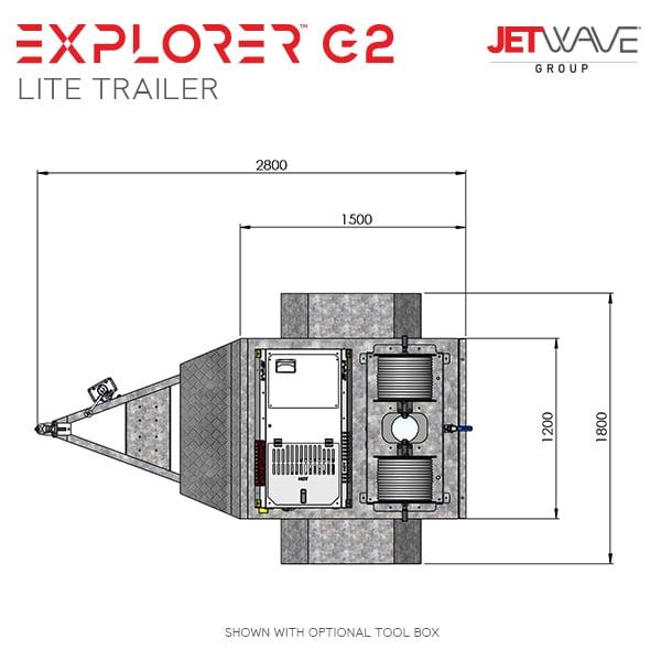 Explorer G2 Lite Trailer Dims#2