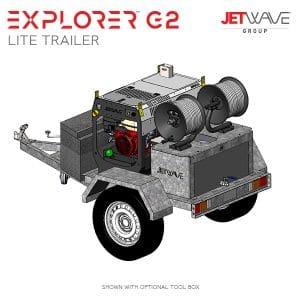 Explorer G2 Lite Trailer Setup