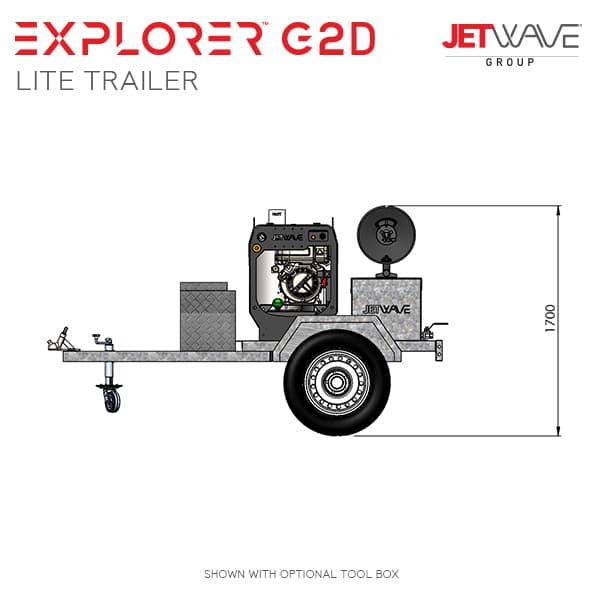 Explorer G2D Lite Trailer Dims#1