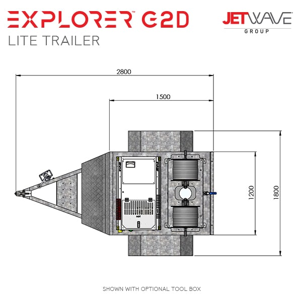Explorer G2D Lite Trailer Dims#2