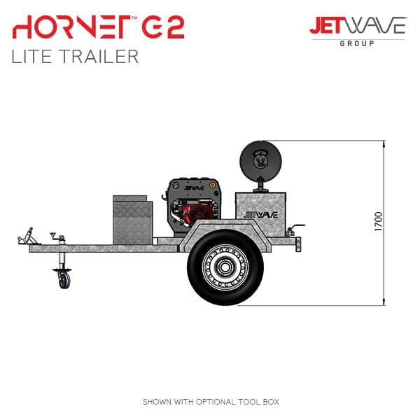 Hornet G2 Lite Trailer Dims#1