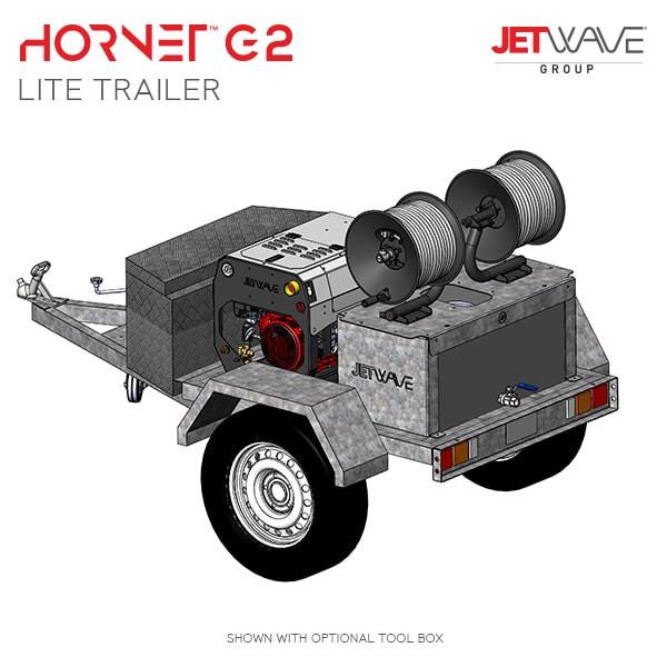 Hornet G2 Lite Trailer Setup