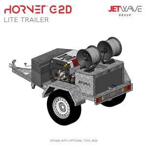 Hornet G2D Lite Trailer Setup