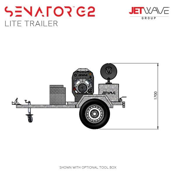 Senator G2 Lite Trailer Dims#2