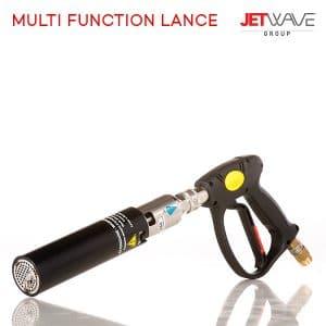 Multi Function Lance Setup